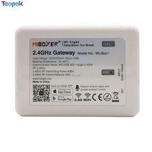 Miboxer WL Box1 2,4 ГГц Wi Fi контроллер DC5V IOS/Andriod система беспроводного управления приложением совместима с Alexa Google Home