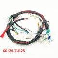 Мотоциклы электрические полный запчасти для узла вся vehile кабельная проводная линия для Honda 125cc CG 125 CG125