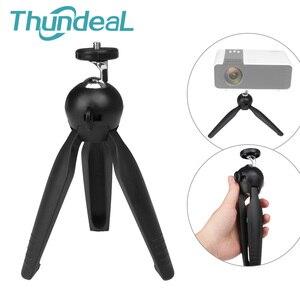TD90 TD60 Projector Bracket Mini Tabletop Tripod 1/4