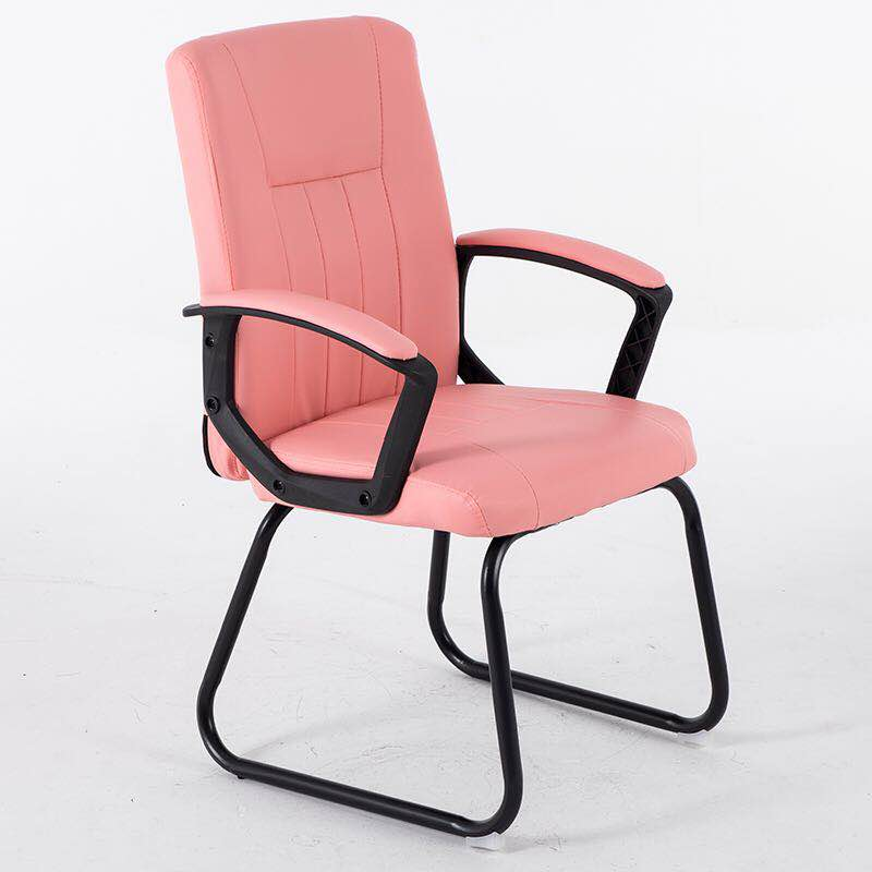 Office Chair Home Modern Simple Computer Chair Bow Staff Meeting Chair Student Dormitory Backrest Chair Mahjong Chair