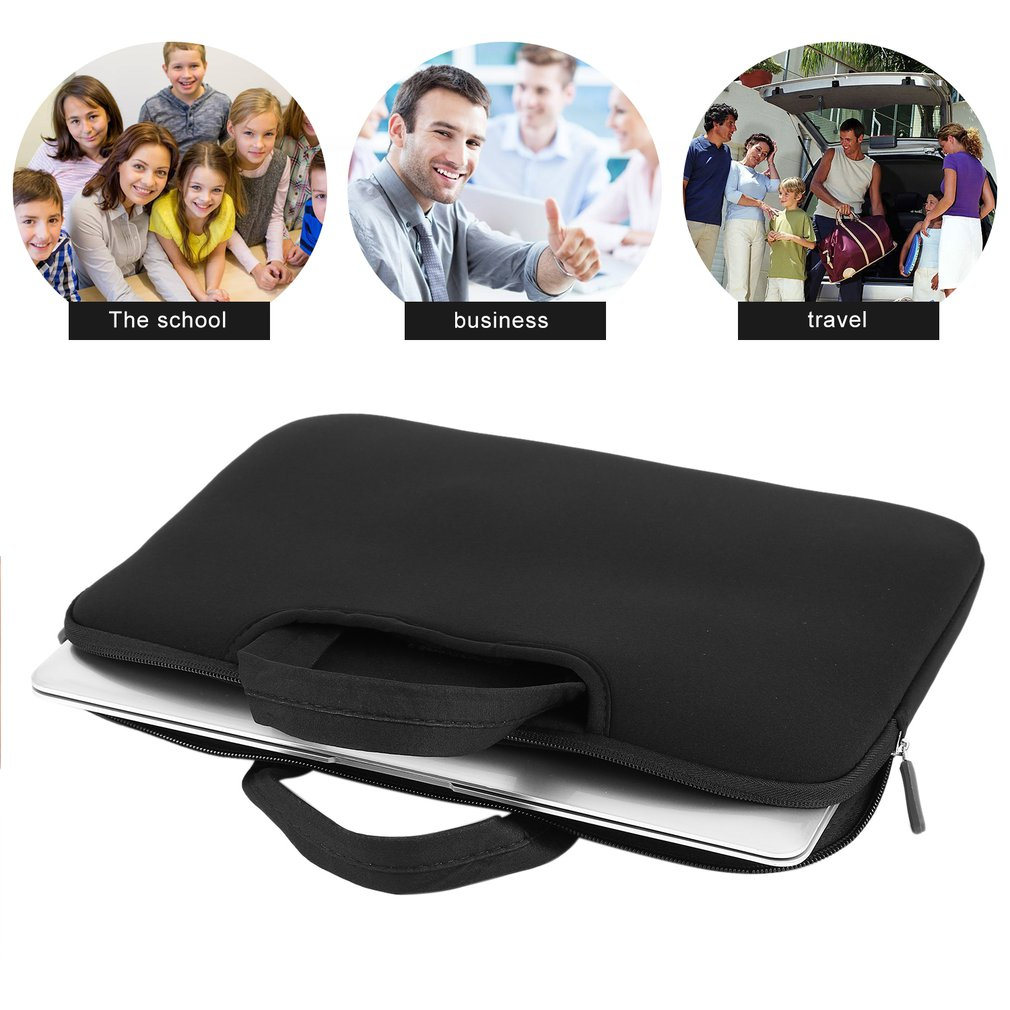 Laptop Bag Sleeve Handbag Portable Briefcase Cover Case For Lenovo Computer