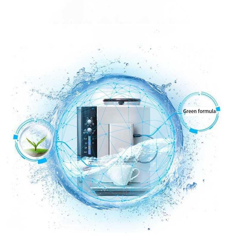 50 Stuks Universele Ontkalker En Reiniging Tabletten Voor Koffie Makers, Flessen Water, Thee Makers, espresso Machines En Meer