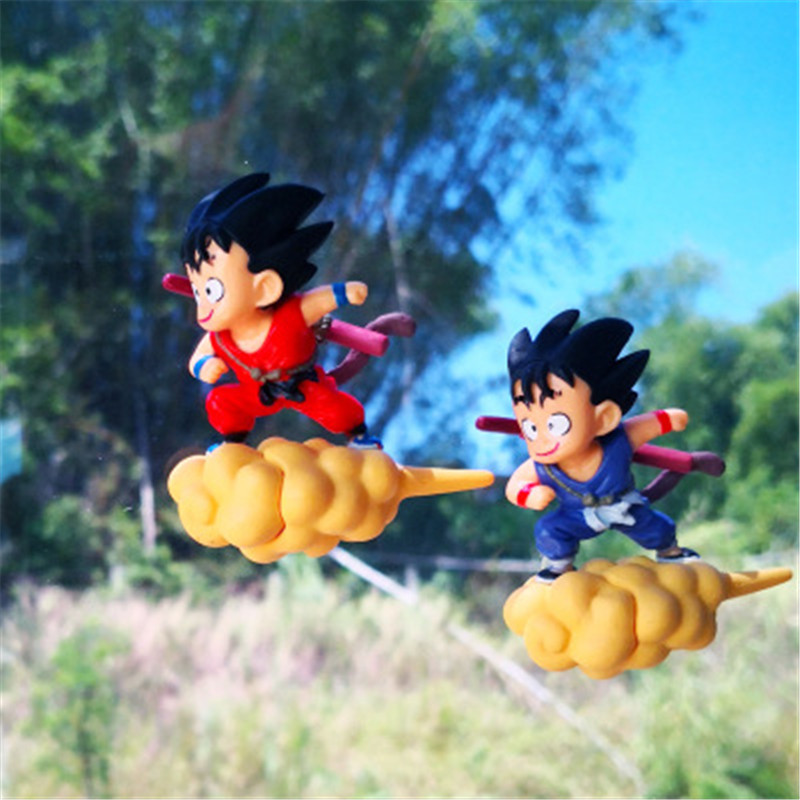Adornos de Coche Dragon Ball Goku muñeca voladora decoración Interior de Coche Araba Aksesuar decoración de Coche accesorios Coche Correas de reloj Retro de cuero genuino para hombre y mujer, 18mm, 20mm, 22mm, 24mm, accesorios para Hebilla de Metal KZSD05