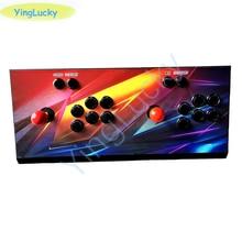 Yinglucky Hộp Pandora X 3D Arcade Tay Cầm 3303 Trong 1 PCB Board 2 Cầu Thủ Nhà Sử Dụng Bộ Điều Khiển Retro Trò Chơi Điện Tử máy