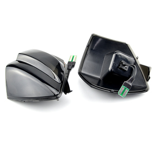 Image 4 - LED Dynamic Side Mirror Sequential Indicator Blinker Light For Ford S Max 2007 2014 C Max 2011 2019 Kuga C394 2008 2012