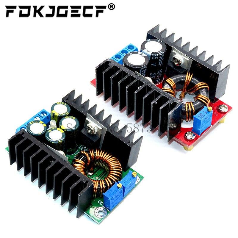 Повышающий преобразователь постоянного тока 150 Вт, понижающий преобразователь от 10-30 в до 12-35 В/9A 300 Вт XL4016, понижающий преобразователь 5-40 В д...