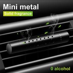 Автомобильный освежитель воздуха запах в автомобиль Стайлинг вентиляционное отверстие для парфюма, парфюмерных изделий ароматизатор для