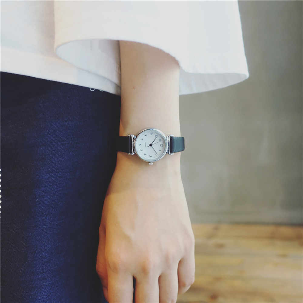 Luxury Business Women's Clock Quartz Analog Small Dial Delicate Wrist Watches Fashion Relogio Feminino Gifts Ladies Watches