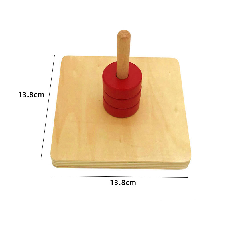 Kids Wooden Montessori Toys Memory Match Stick Educational Color Cognitive Geometric Shape Puzzles Toys For Children 33