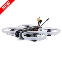 New Arrival GEPRC CineQueen Caddx Tarsier V2 4K kamera 3 Cal CineWhoop stabilny V2 F4 ESC 1206 3600KV silnik dla FPV Racing Drone