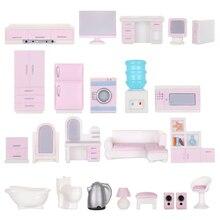 1 шт. куклы, полимерные игрушки, подарок для девочек, микро пейзажная игрушка, кукольный домик, Декор, имитация, миниатюрная мебель, Детские кукольные аксессуары