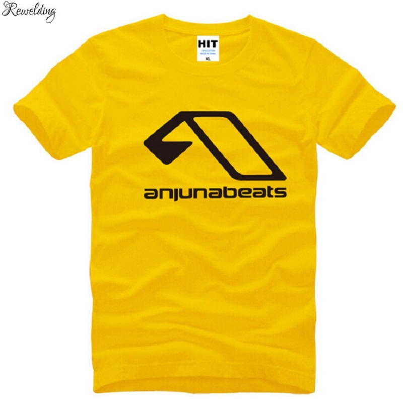 New Summer Above & Beyond Anjunabeats <font><b>T</b></font> <font><b>Shirts</b></font> Men Cotton Short Sleeve <font><b>MC</b></font> Nightclub Men's <font><b>T</b></font>-<font><b>Shirt</b></font> Fashion Male Music DJ <font><b>T</b></font> <font><b>shirt</b></font> image