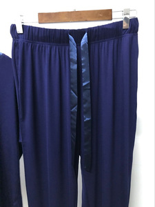 Image 5 - スリーブvネックパジャマ女性モーダル半袖ズボンツーピースルース大型ホーム服薄型パジャマ女性lenceria