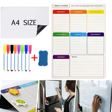 magnetic whiteboard weekly monthly…