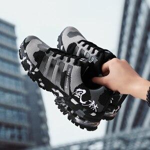 Image 5 - סניקרס לגברים חיצוני נוח אימון ספורט נעלי באיכות גבוהה אור יוניסקס זוג אוהבי מגמת נעלי ריצת 35 47
