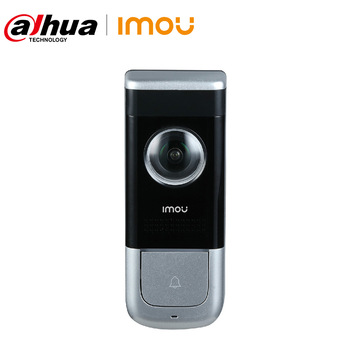 Dahua Imou Wired Video Doorbell 1080P With PIR Detection Night Vision 140 Degree Wide Viewing Angle Two-way Talk Doorbell 4 viewing modes wired mouse model of electronic typoscope for senior citizens vision impared tv magnifier