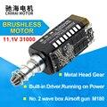 CHF-480 brushless long-axis dc11.1v 31000 rpm m180 do motor de alta velocidade para a modificação atualizar o blaster do gel de água