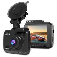 AZDOME Gs63H 4K Built In Gps Wifi Car Dvr Recorder Dash Cam Dual Lens Vehicle Rear View Camera Camcorder Night Vision Dashcam