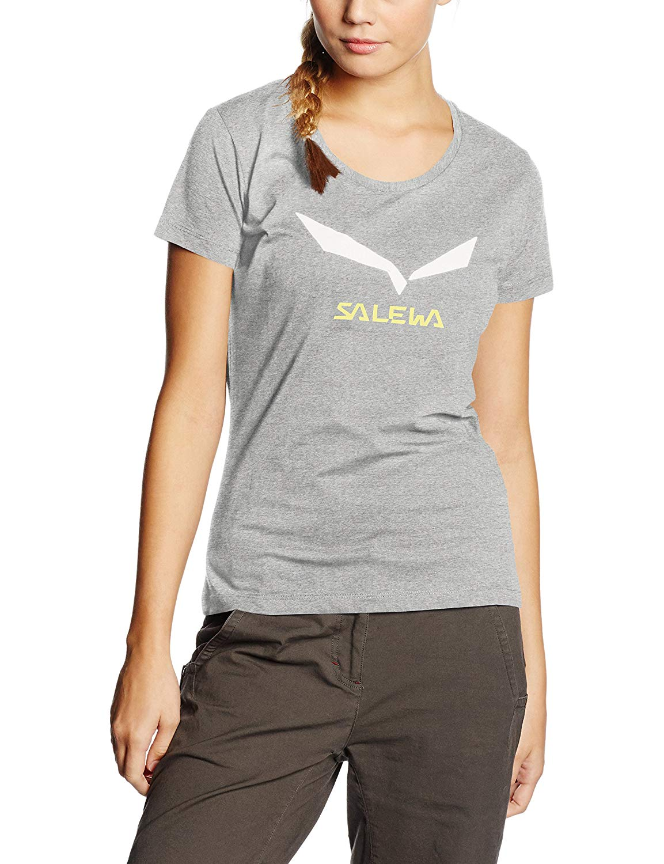 Salewa Solid Logo 2Co T-Shirt Unisex Size S-3XL
