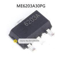 20 pçs/lote ME6203A30PG 6203A SOT-89 100% original Novo