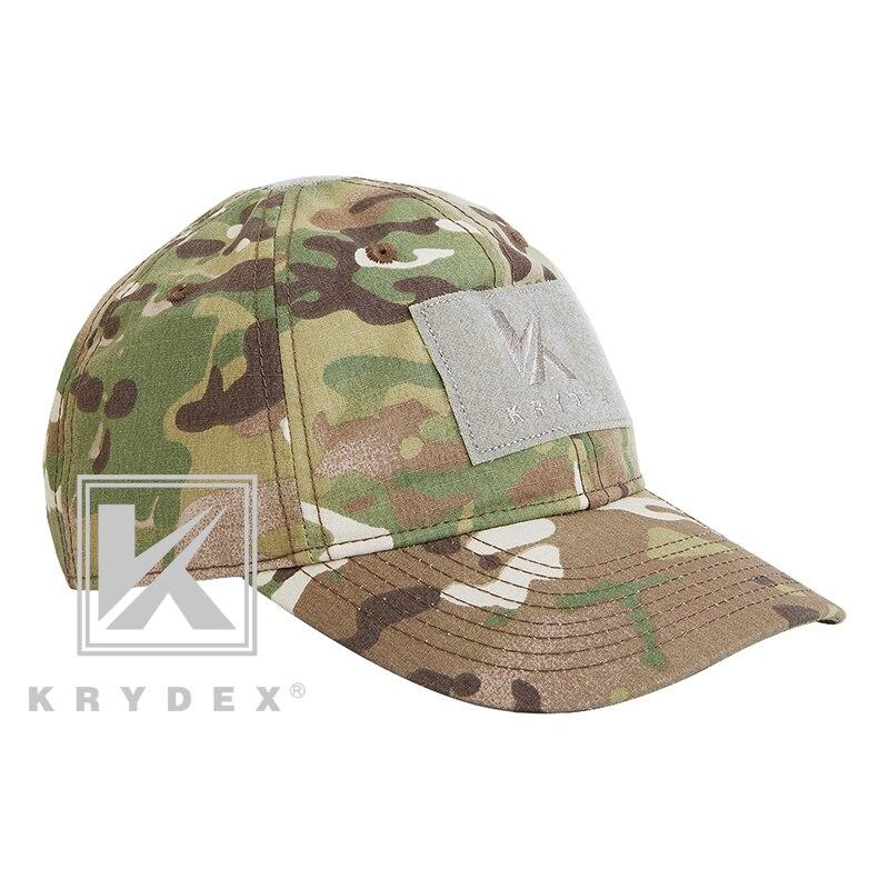 Tactical Camouflage Winter Baseball Cap 1