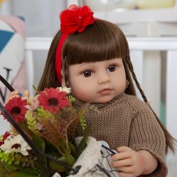 Кукла-младенец KEIUMI 22D104-C592-H55-S34-H162 4