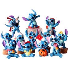 Doll Experiment Action-Figure Stitch Angel Kawaii Model Toys Lilo Monster 626 Mini Little