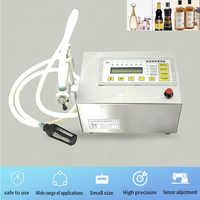5-3500 Ml di Acqua Soft Drink Macchina di Rifornimento Liquida di Controllo Digitale di Acqua Olio di Profumo Bottiglia di Latte Macchina di Rifornimento