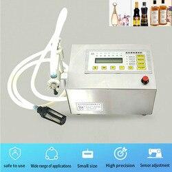 Máquina de llenado de líquido de bebida suave de agua de 5-3500ml máquina de llenado de botellas de leche de Perfume de aceite de agua de Control Digital