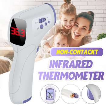 Digital Infrared Thermometer Body Temperature for Adult Kids Forehead Non-contact Body Thermometer Baby Care Dropshipping
