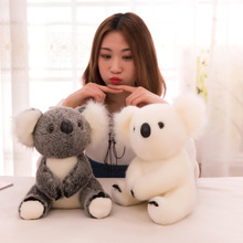 16CM new super cute little koala bear plush toy adventure doll birthday Christmas gift