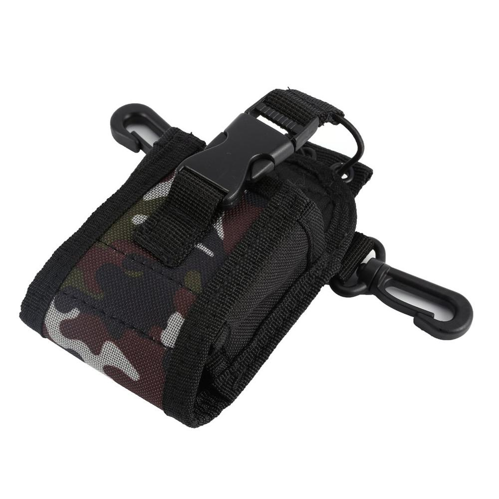 RADIO Universal Pouch Bag Holster Pouch For MOTOROLA ICOM KENWOOD Baofeng