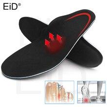 5D באיכות גבוהה חזק מדרס מדרסים עבור שטוח רגליים גבוהה קשת תמיכה אורטופדי נעלי sole רפידות עבור גברים ונשים שור רגל