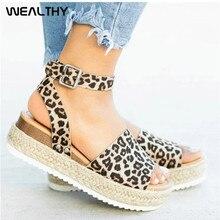 WEALTHY Women Sandals Wedge Shoes for Women High Heels