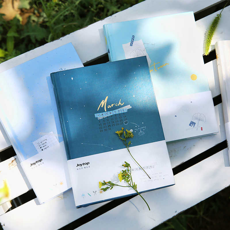 Our Story Begins Free Love Series Notebook Encounter A5 Color