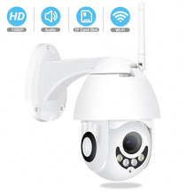 BESDER 1080P H.265 Speed Dome Outdoor WiFi Wireless Pan Tilt IP Camera 2 Way Audio SD Card IR Vision IP ONVIF Video Surveillance(China)