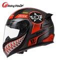 Мотоциклетный шлем высокой прочности ABS Четыре сезона Мотоцикл Мотокросс Гонки всадник полный шлем мото шлем для мужчин женщин мужчин X301