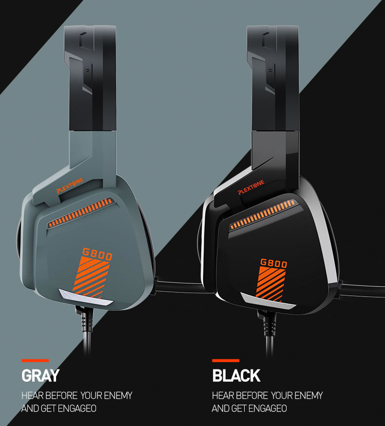 Plextone G800 Gaming Headset 6