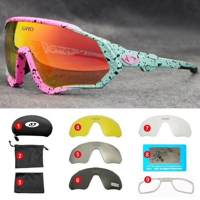 Ciclismo óculos uv400 mtb bicicleta óculos de corrida pesca esportes óculos de sol ciclismo 3
