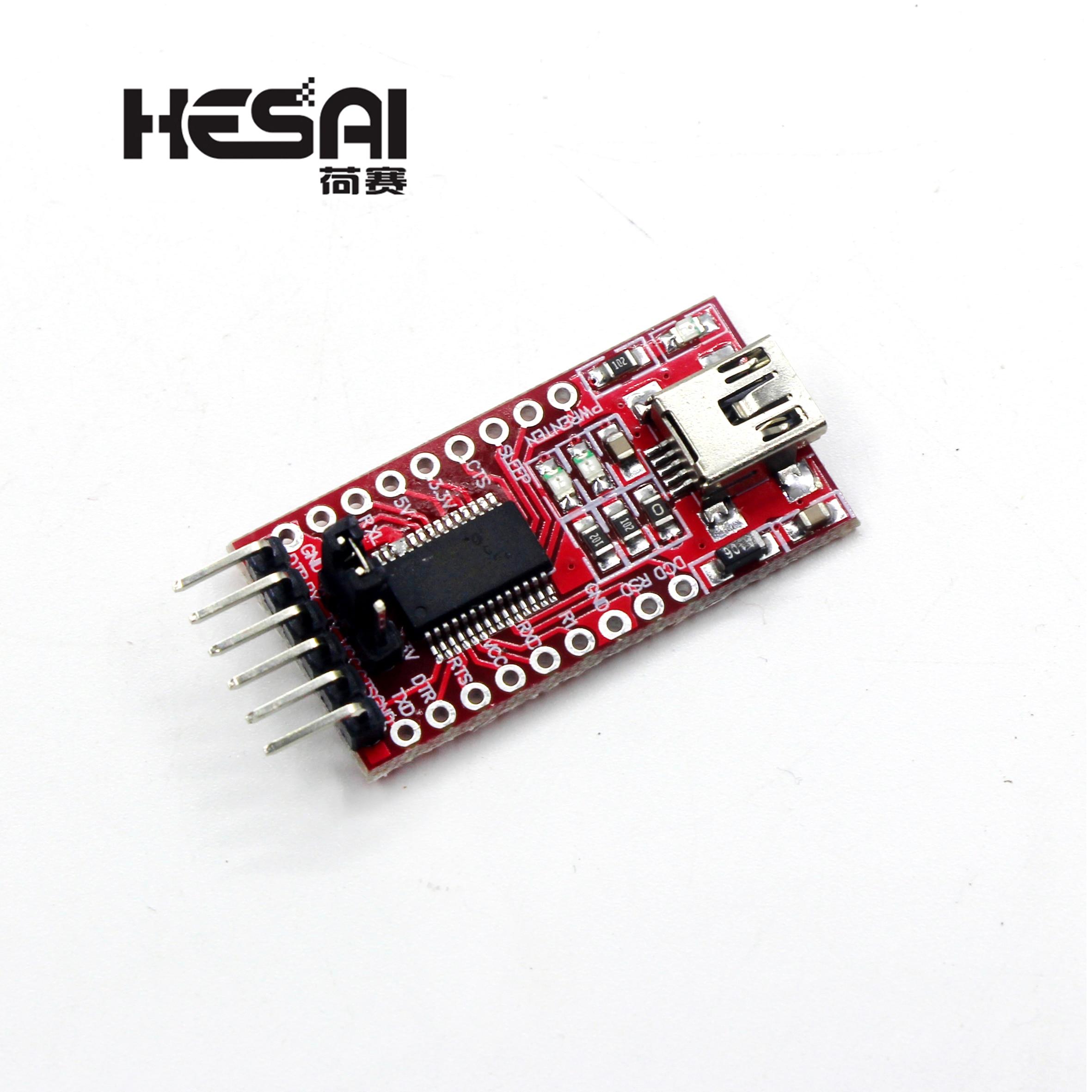 2020FT232RL FTDI USB 3.3V 5.5V to TTL Serial Adapter Module Mini Port for arduino