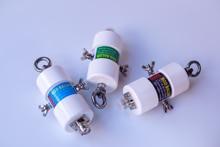 Yeni 1 adet 1:1 su geçirmez HF Balun 160 m 6 m bantları (1.8 50 MHz) 500W su geçirmez