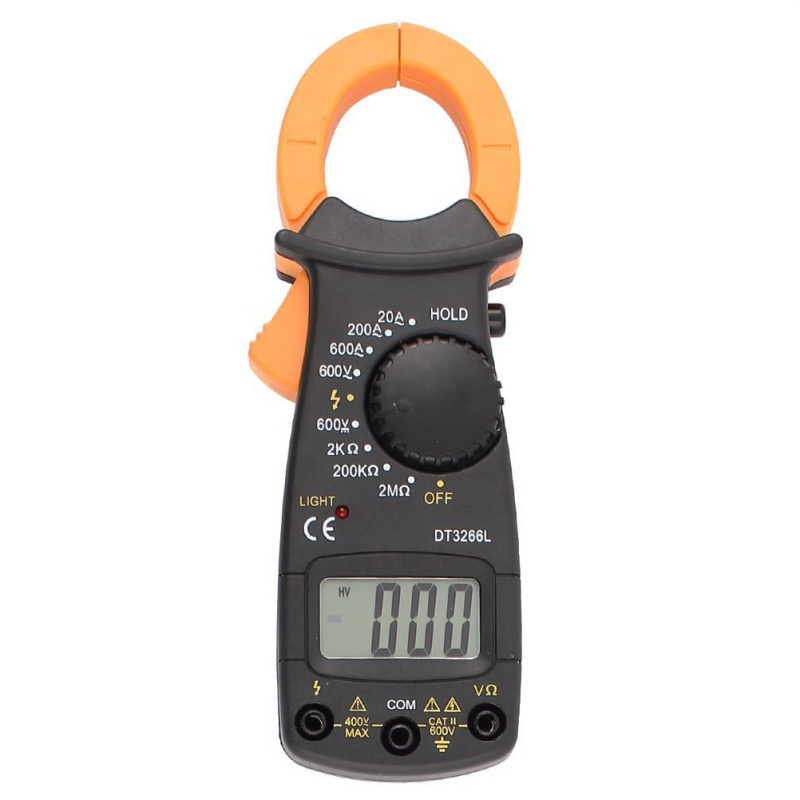 Digital Clamp Meter for 600V Fire Protection|Clamp Meters| |  - title=