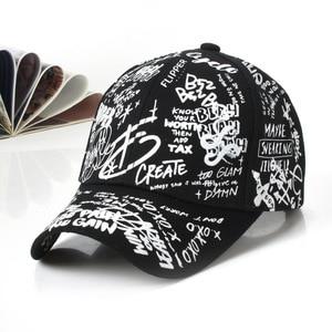 Image 5 - 2019 модная Высококачественная бейсболка с граффити, Мужская кепка Stone Is Land, облегающая Закрытая Кепка, Женская Кепка Gorras Bone, Мужская кепка