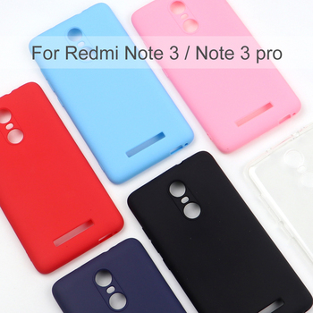 цена на Silicone Case For Xiaomi Redmi Note 3 Pro / Redmi Note 3 Phone TPU Soft Back Case Cover Coque Funda For Xiaomi Redmi Note 3 Pro
