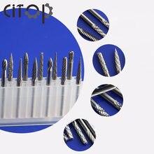 Набор напильников 3*3 мм набор из карбида вольфрама для аксессуаров