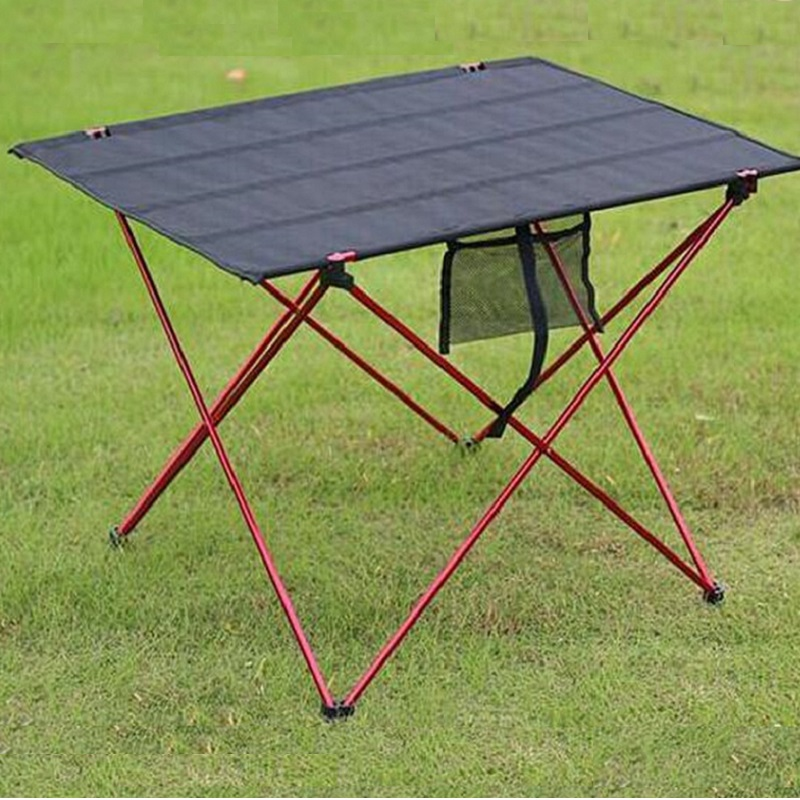 Portable Camping Table Picnic Alloy Folding Table