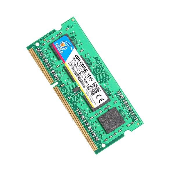 VEINEDA Sodimm DDR3L 2 ГБ 4 ГБ ОЗУ Память ddr3L 1333 МГц для ноутбука Intel AMD оперативная память ddr3L-1333 память 2