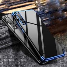Soft TPU Case For Huawei P30 P10 P20 P9 P10 mate20 lite P30 P20 mate20 10 pro Transparent Cover For Huawei Plus Nova 2 3i 4 case халат женский iv36504