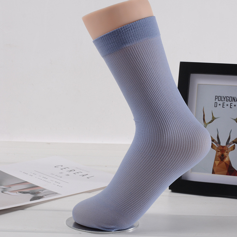 5pair/lot Men Summer Socks High Quality Business Casual Thin Socks Breathable Casual Short Cool Socks Unisex Sock Meias Sokken