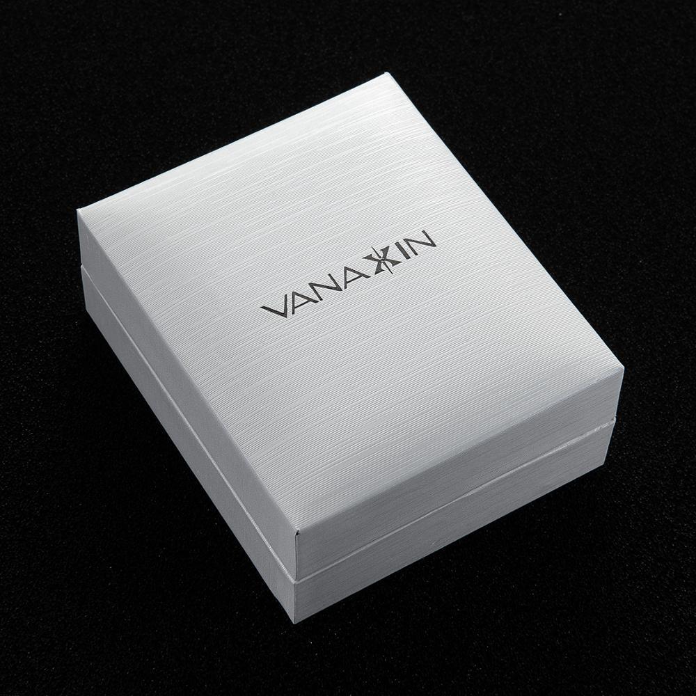VANAXIN incrusté zircon cubique Hip Hop singapour torsadé hommes Bracelets or/argent couleur corde chaîne mode bijoux mâle cadeau - 5